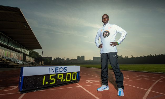 Vienna chosen for Eliud Kipchoge's 1:59 marathon attempt