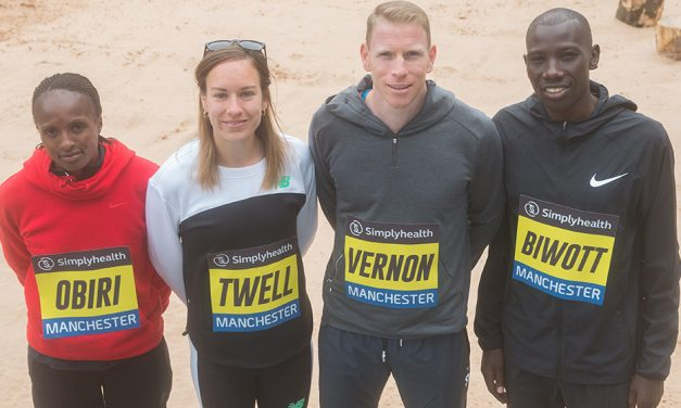 Strong fields set for Great Manchester Run