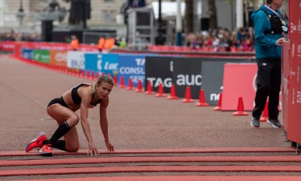 Resilience rewarded: Interview with HayleyCarruthers