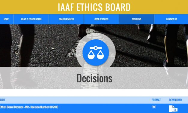 Former Kenyan athletics team manager banned by IAAF