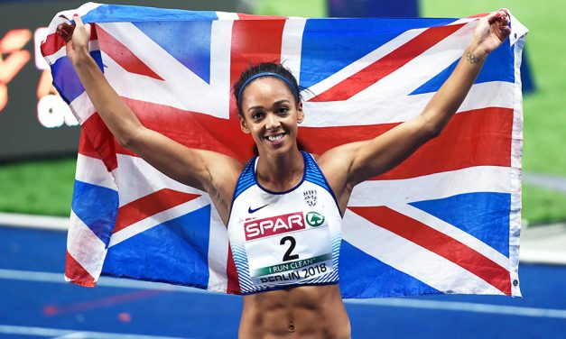 Katarina Johnson-Thompson goes for Götzis glory