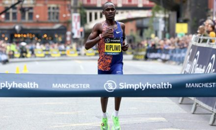 Hellen Obiri and Jacob Kiplimo take control in Manchester