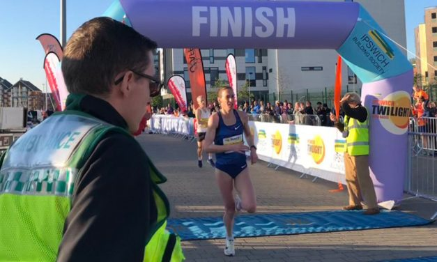 Fast times at Ipswich Twilight 5km – weekly round-up