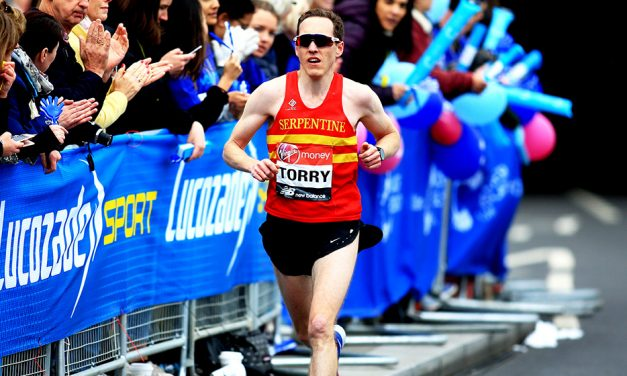 British and English Championships in the London Marathon