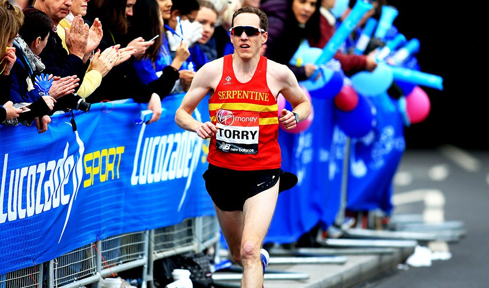 British and English Championships in the London Marathon