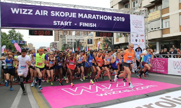 Experiencing the Wizz Air Skopje Marathon