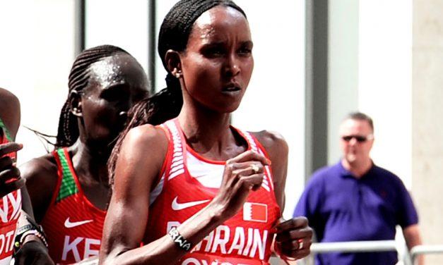Eunice Jepkirui Kirwa handed four-year ban