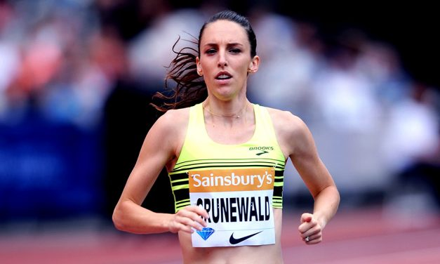 Tributes paid to inspirational athlete Gabriele Grunewald