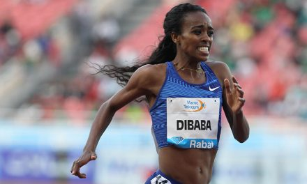 World lead by Genzebe Dibaba as Eilish McColgan runs PB in Rabat