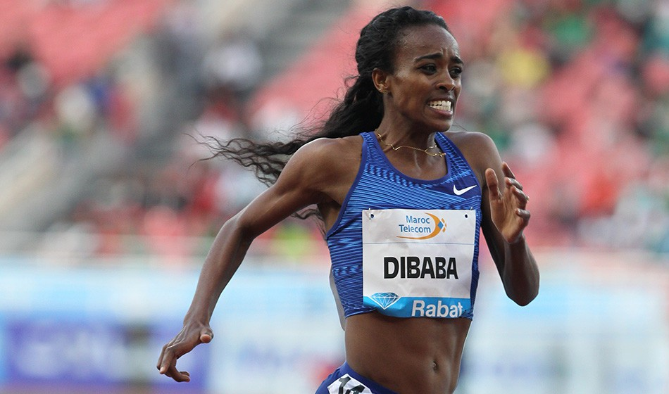 World Lead By Genzebe Dibaba As Eilish McColgan Runs PB In