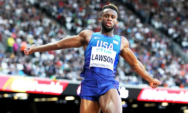 Jarrion Lawson has ban lifted in 'contaminated beef' case