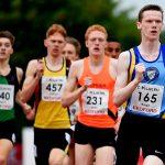 Max Burgin breaks British U20 800m record in Bedford