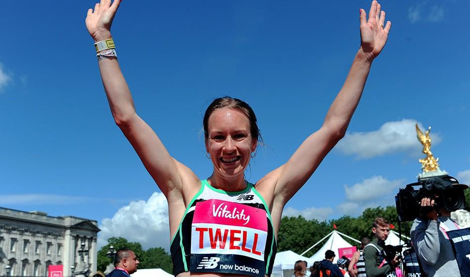 Steph Twell targets Tokyo time at Frankfurt Marathon