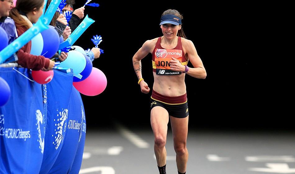Tish Jones battles through adversity on road to London
