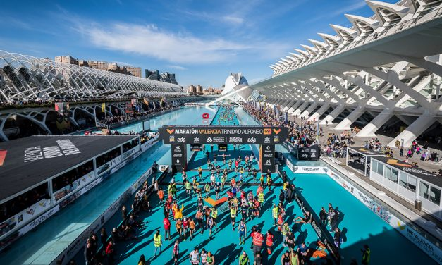 Records fall at Valencia Marathon