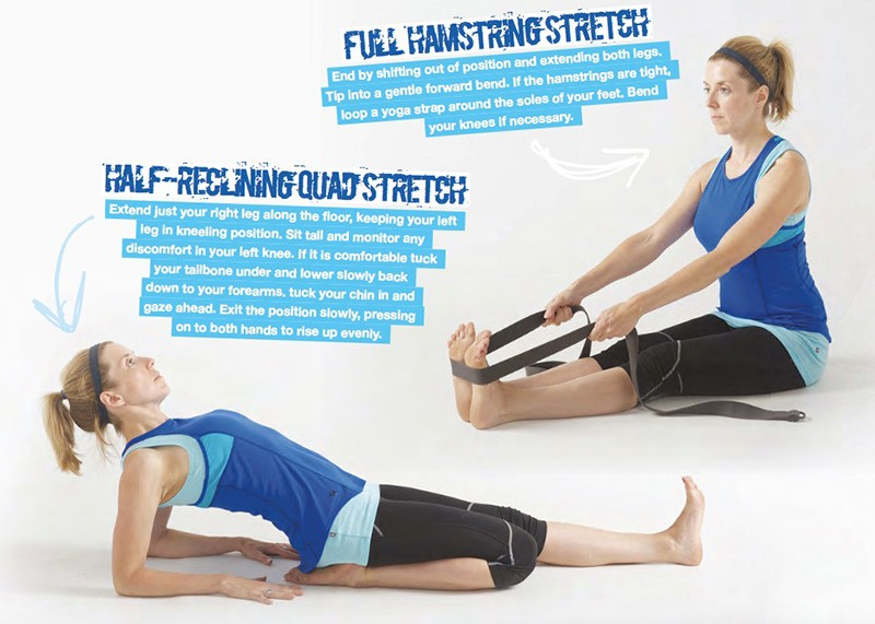 Yoga for runners - AW