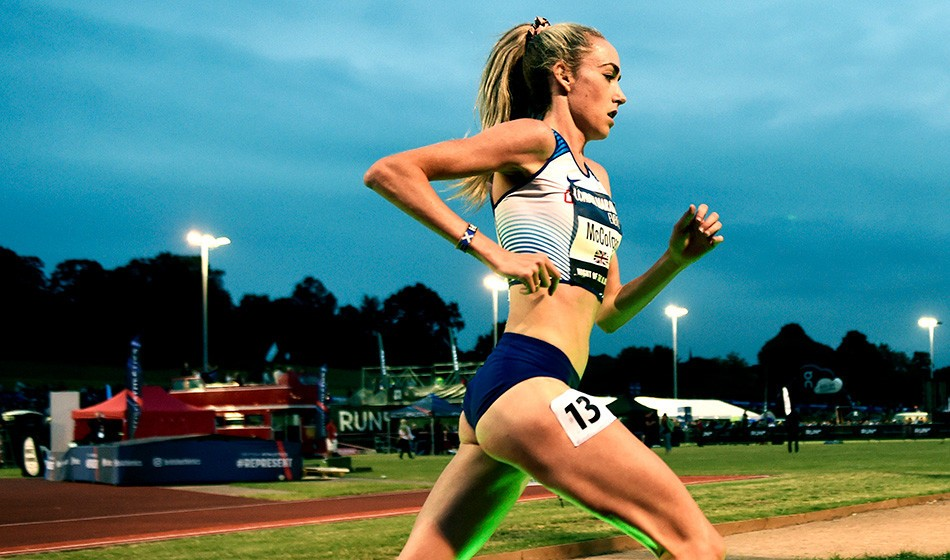 Eilish McColgan's track to Tokyo kicked off at Highgate