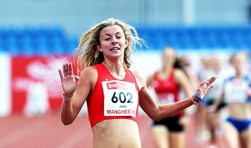 Jess Judd and Jess Hunter advance on busy day at World University Games
