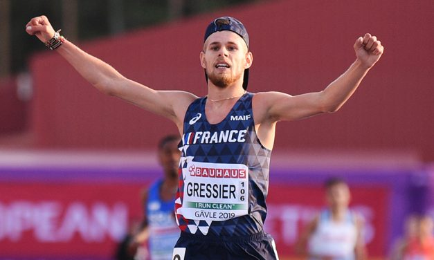 Jimmy Gressier gets gold as Emile Cairess claims bronze in European U23 10,000m