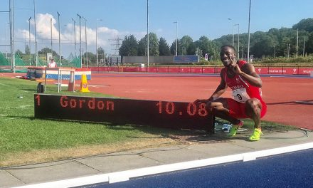 Sam Gordon sprints closer to sub-10 in Cardiff – weekly round-up