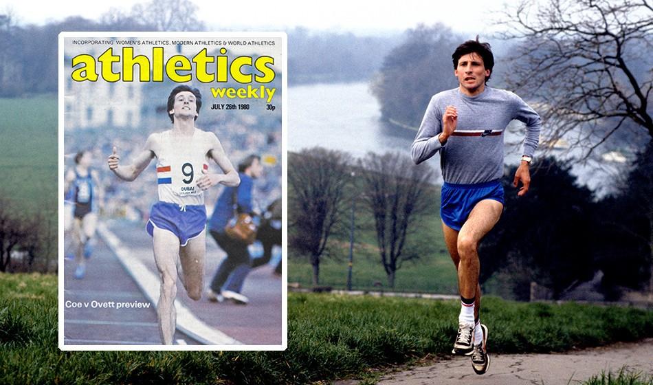 Seb Coe's three world records in 41 days