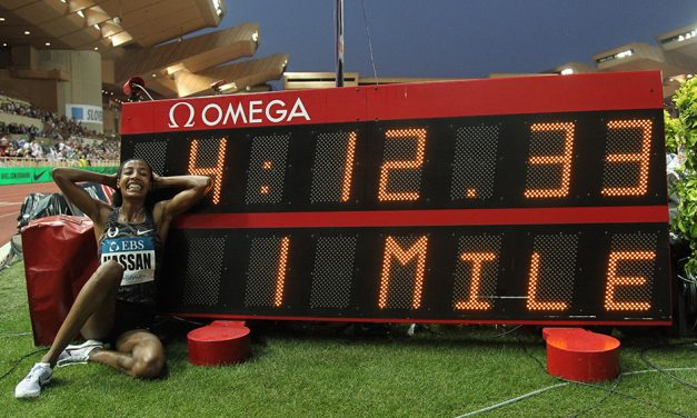 Sifan Hassan breaks mile world record in Monaco