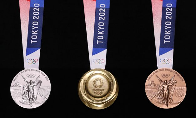 Tokyo 2020 Olympic medals unveiled with one year to go