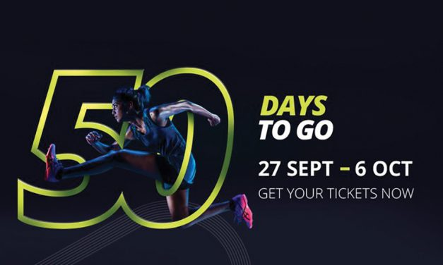 Doha 2019 – 50 days to go!