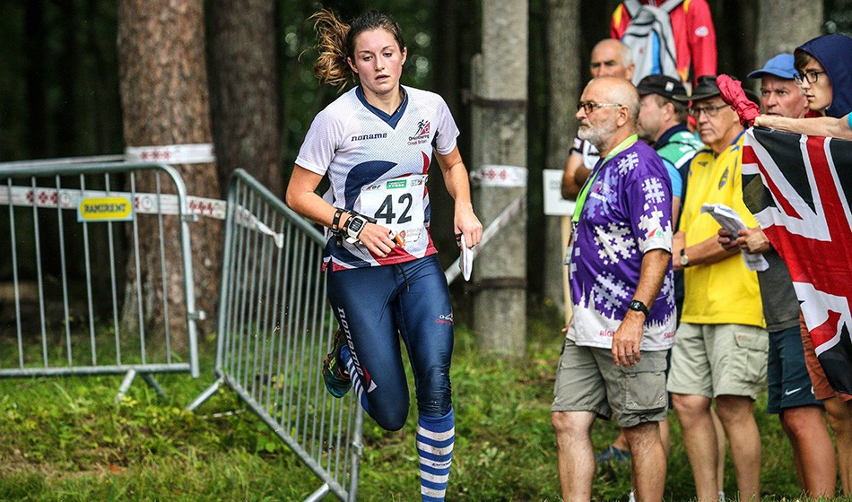 Orienteering: Interview with Megan Carter-Davies