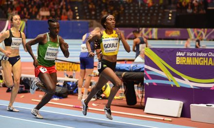Natoya Goule on the rise