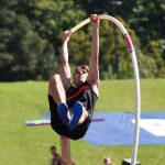 Pole vaulter Harry Coppell enjoys day to remember