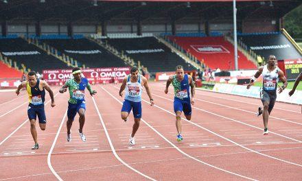 Yohan Blake pips Adam Gemili in sprint thriller