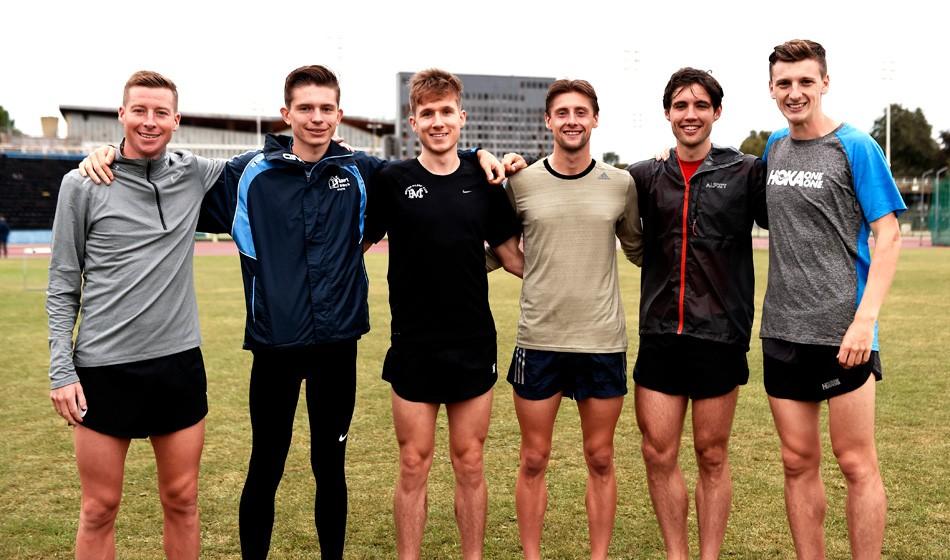 Aldershot's men and Cambridge's women take South Relays honours