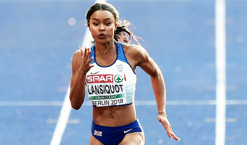 Sawyers selected and Lansiquot to race 100m in Doha - AW