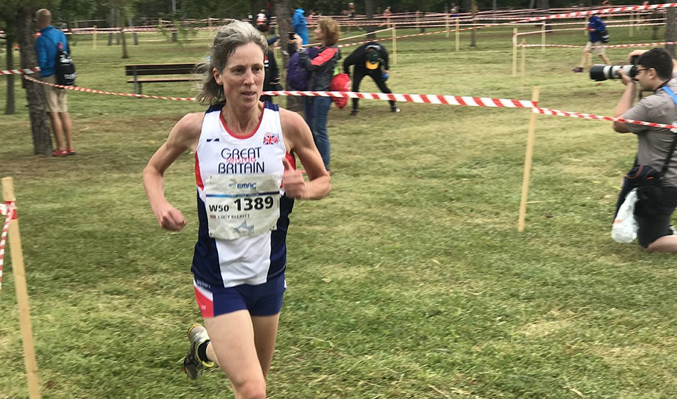 British women thrive on the country at Euro Masters
