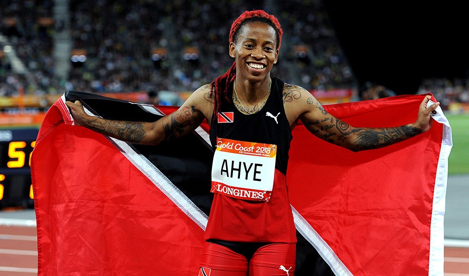 Michelle-Lee Ahye provisionally suspended - AW