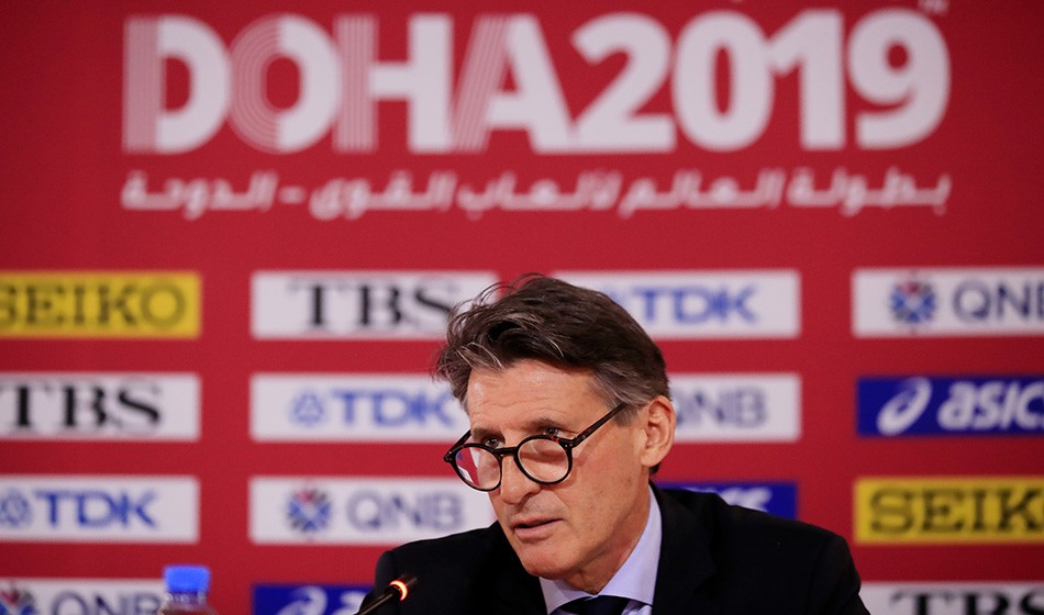 Sebastian Coe expects Doha to offer opportunity and 'outstanding performances'