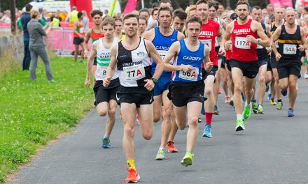 Cardiff secure senior double at Welsh Road Relays – weekly round-up