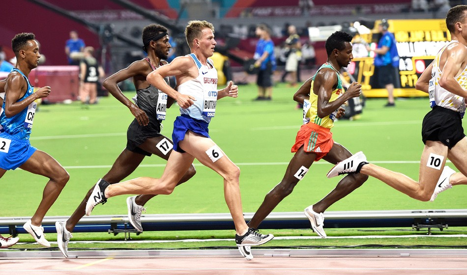 Track action off to an eventful start in Doha