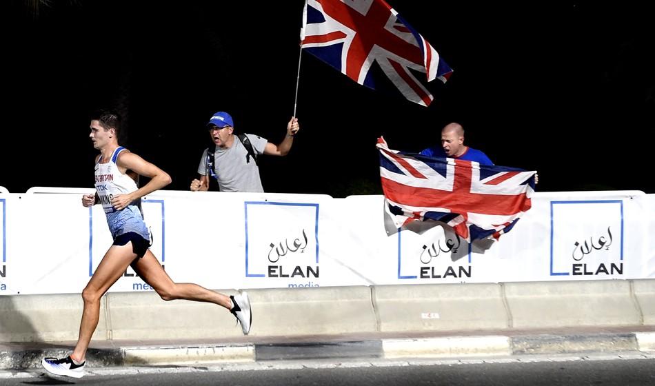 Callum Hawkins secures Olympic marathon spot