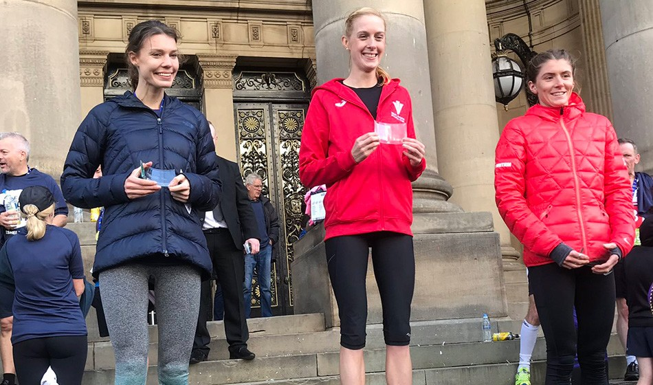 Charlotte Arter runs fast 10km at Leeds Abbey Dash – weekly round-up