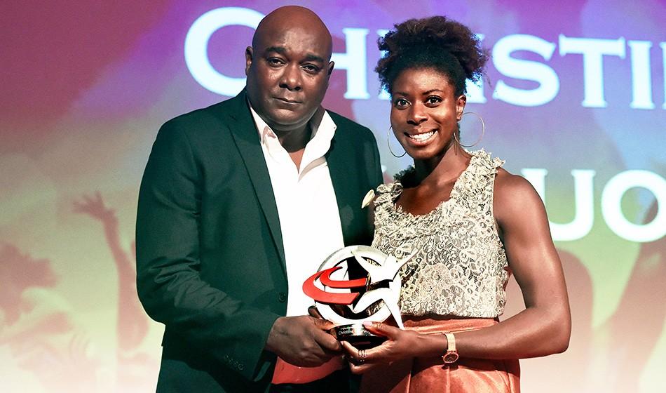 Christine Ohuruogu inducted into England hall of fame