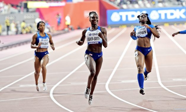"""I don't fancy running any risk"" – Dina Asher-Smith on not rushing back to racing"