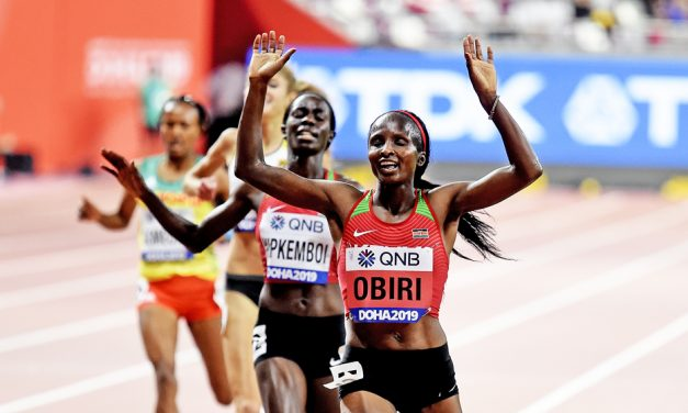 Hellen Obiri: I can go even faster over 5000m