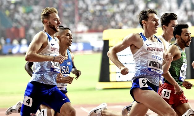 British trio make history by reaching world 1500m final