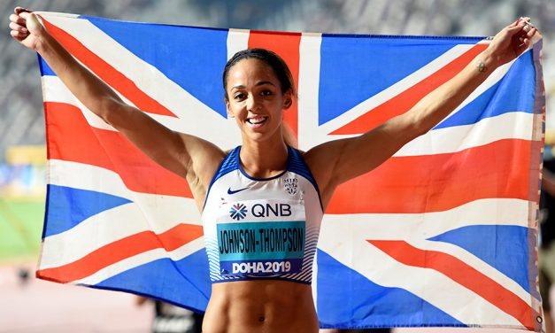 Katarina Johnson-Thompson nominated for IAAF award