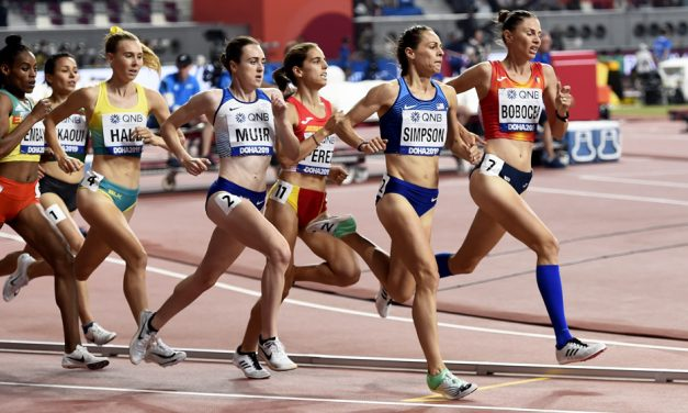 Brits progress as Laura Muir makes injury comeback in Doha