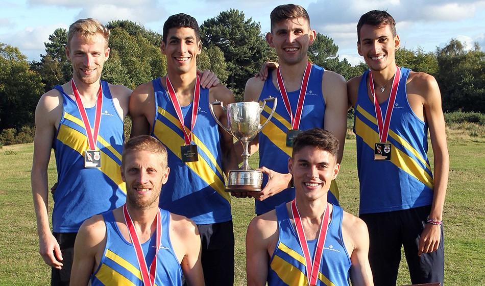 Leeds and Tonbridge take titles at English National Road Relays