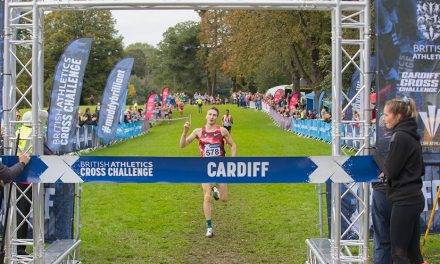 Marc Scott and Charlotte Arter win at Cardiff Cross Challenge
