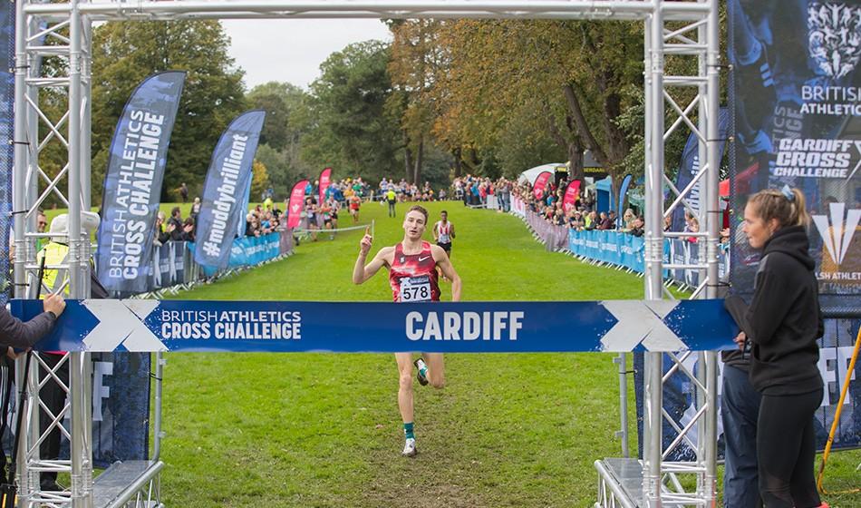 Marc Scott and Charlotte Arter win at Cardiff Cross Challenge